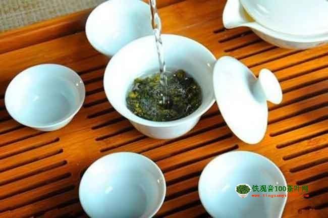 铁观音属于什么茶?铁观音属于青茶类