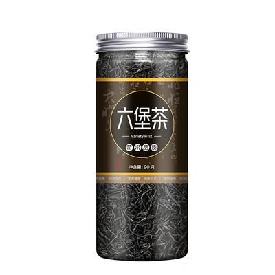 六堡茶梧州广西特级黑茶金花茶正品八年陈陈年去湿茶特产六保