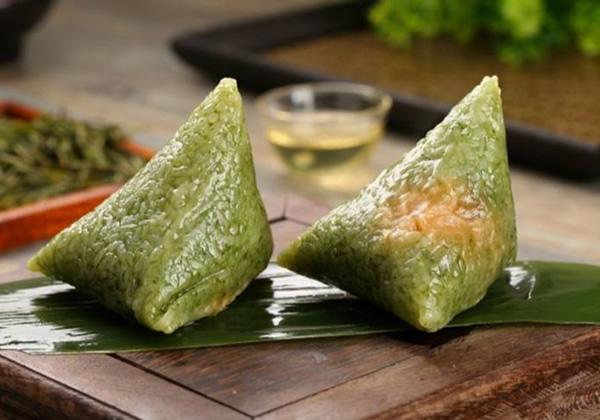 端午茶叶粽龙井肉粽礼盒装