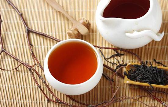 红茶为什么是红的